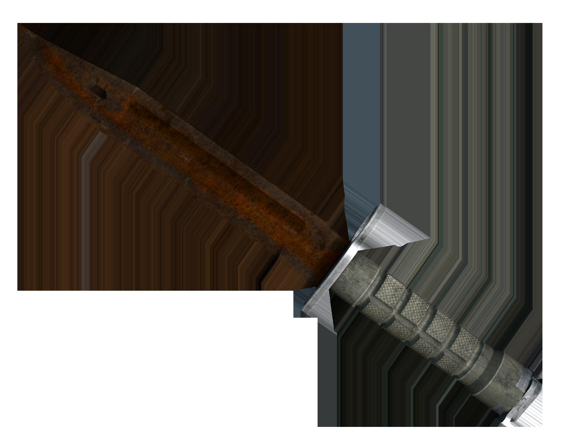 Bayonet Rust Coat Large Rendering