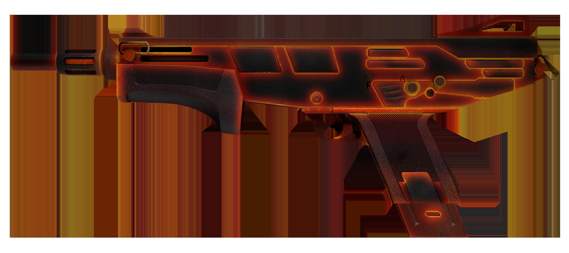 MAG-7 Heat Large Rendering