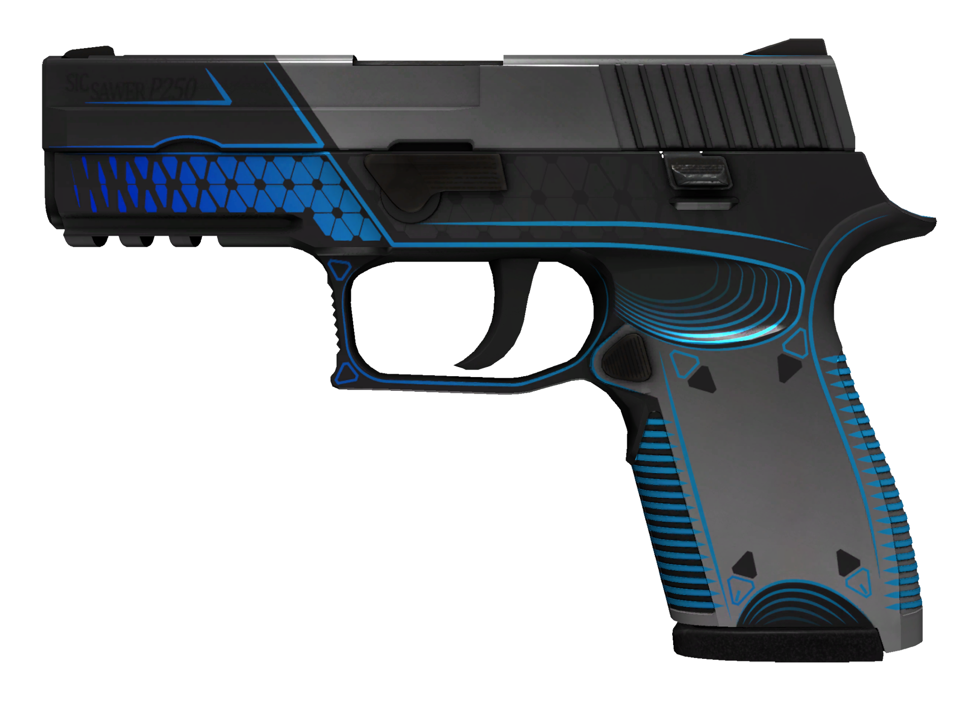 P250 Valence Large Rendering