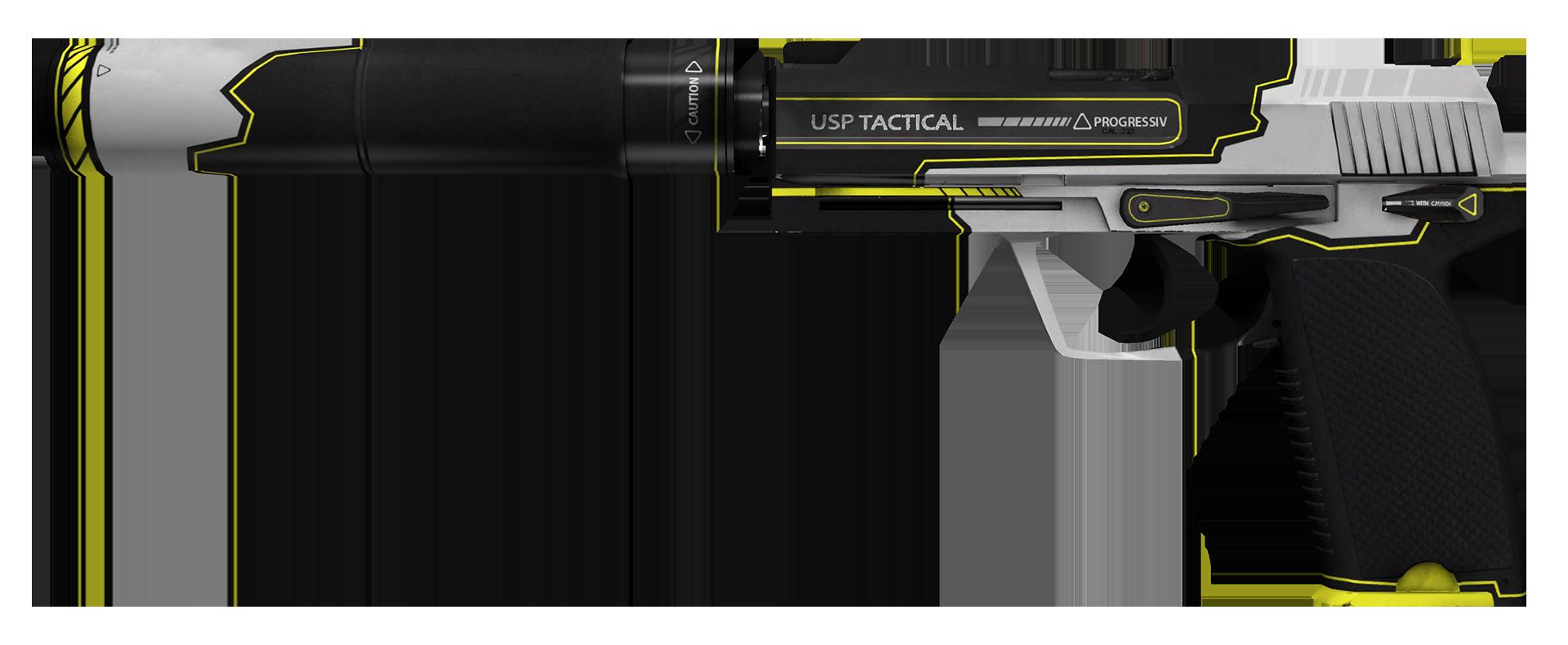 USP-S Torque Large Rendering