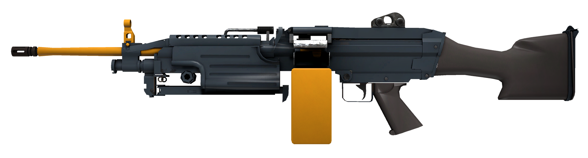 M249 Impact Drill Large Rendering