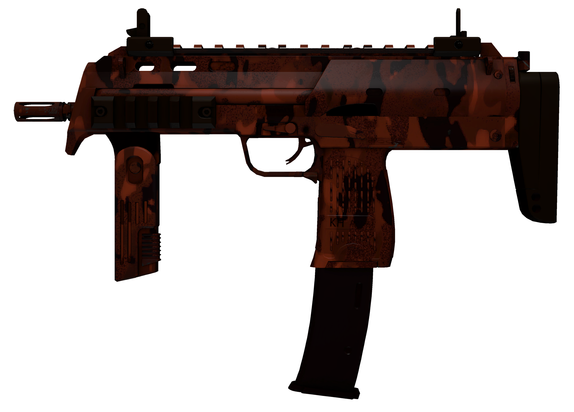 MP7 Full Stop Large Rendering