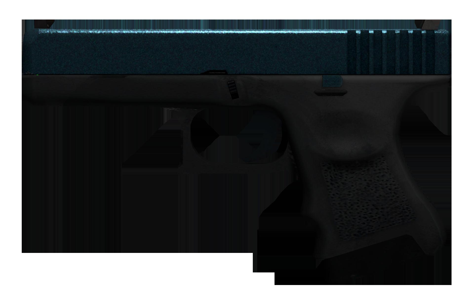 Glock-18 Twilight Galaxy Large Rendering