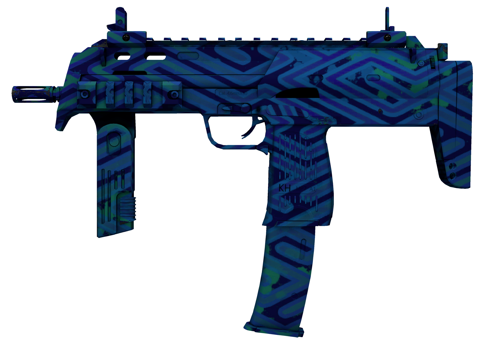 MP7 Asterion Large Rendering