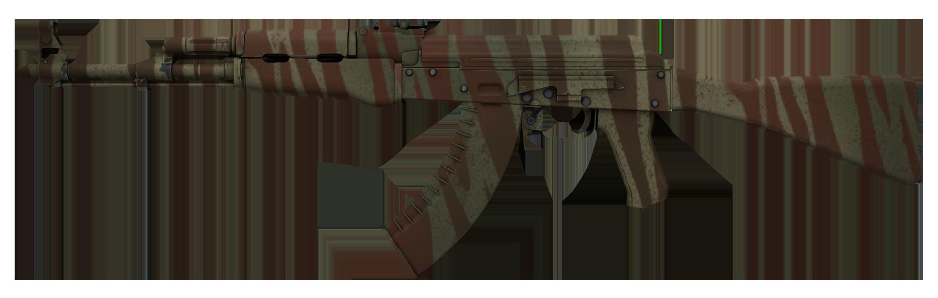 AK-47 Predator Large Rendering