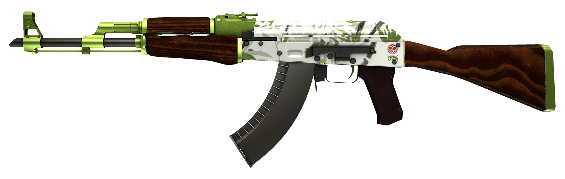 AK-47 Hydroponic Large Rendering