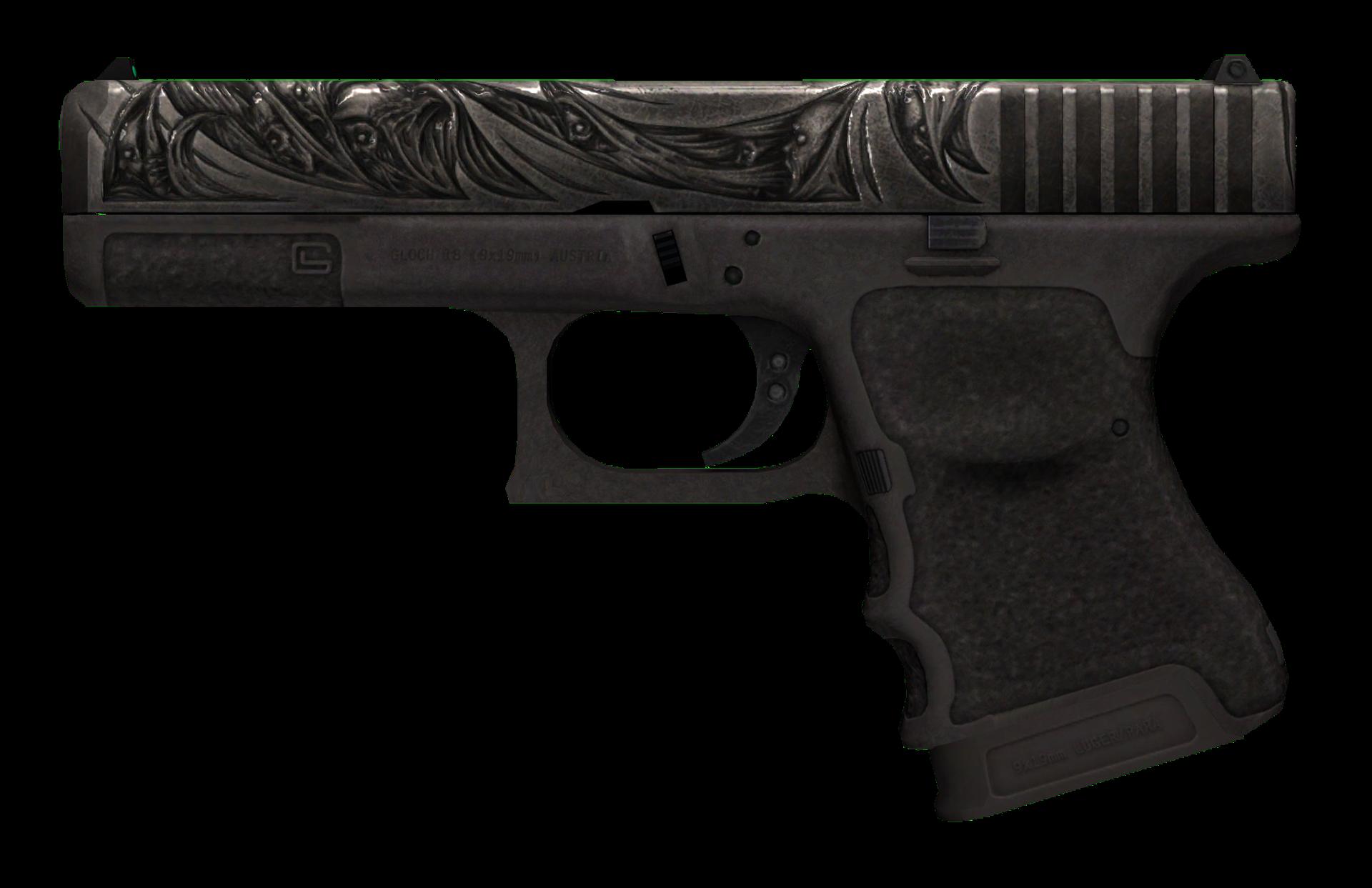Glock-18 Wraiths Large Rendering