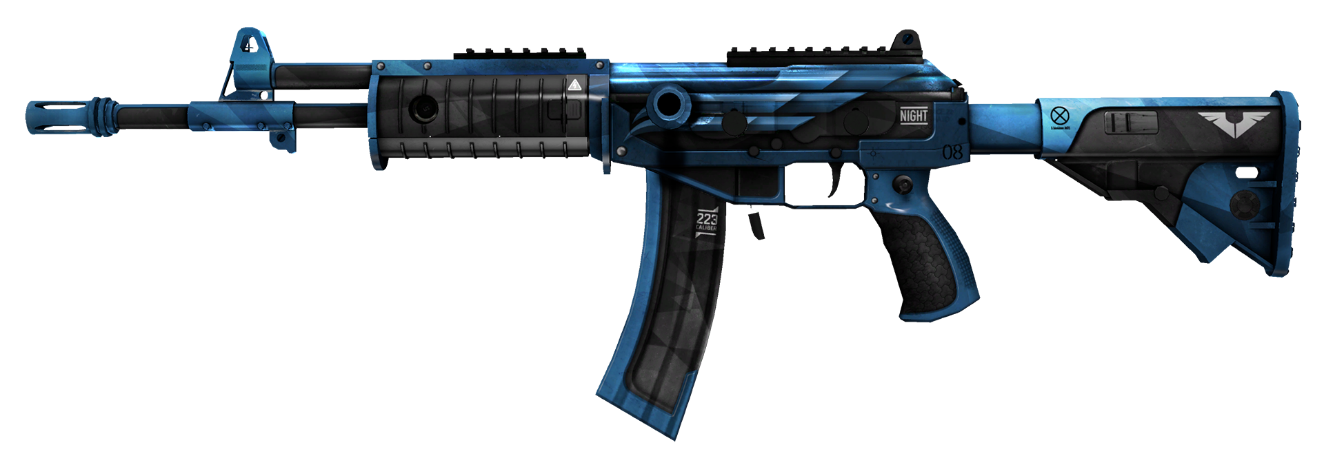 Galil AR Stone Cold Large Rendering