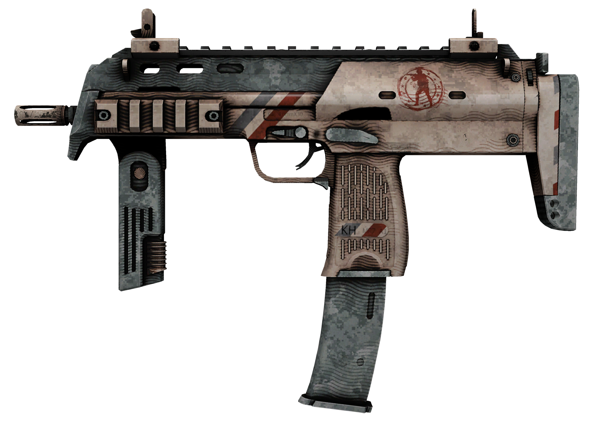 MP7 Special Delivery Large Rendering