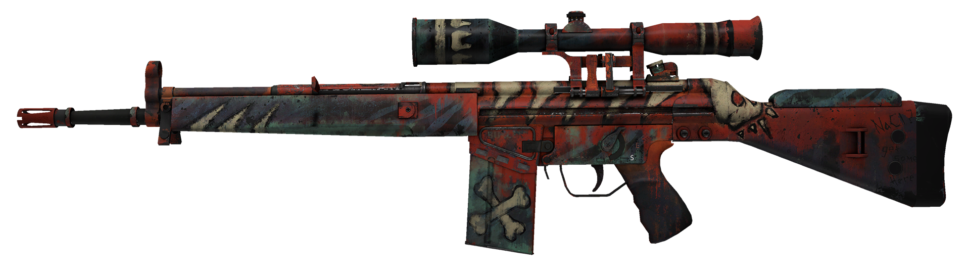 G3SG1 The Executioner Large Rendering