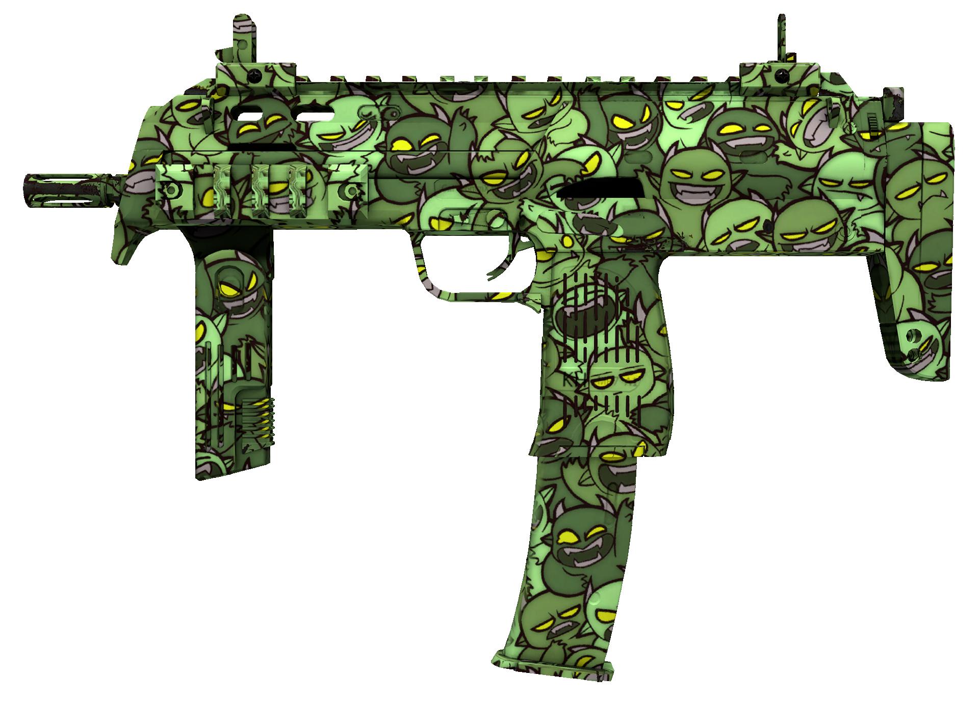 MP7 Impire Large Rendering