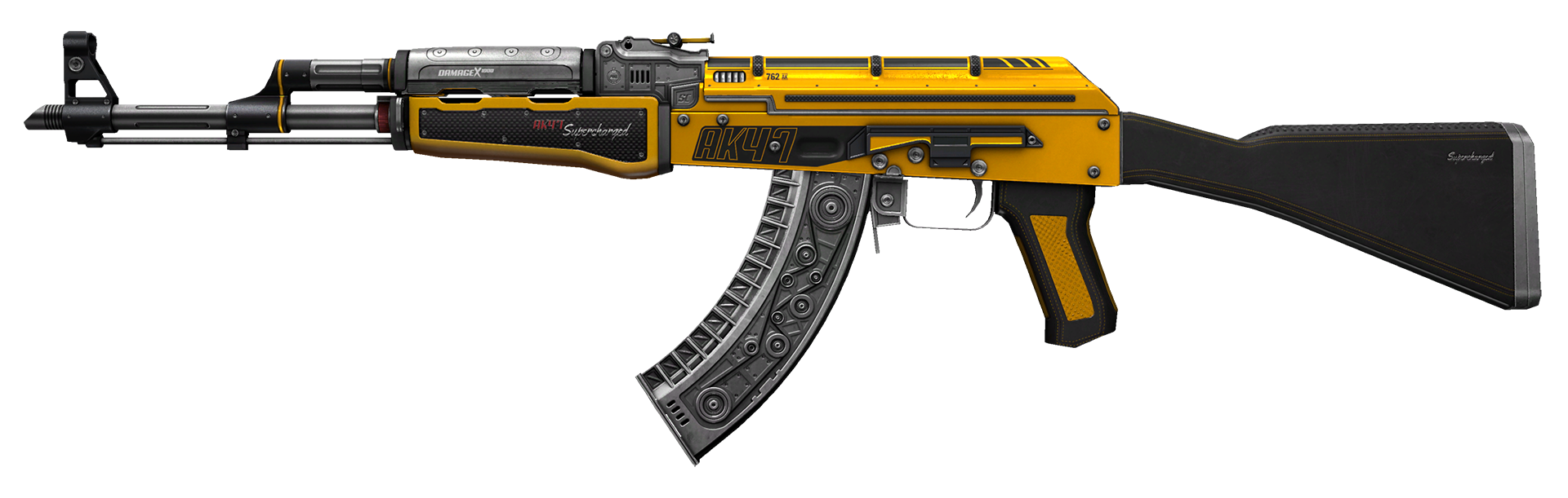 AK-47 Fuel Injector Large Rendering