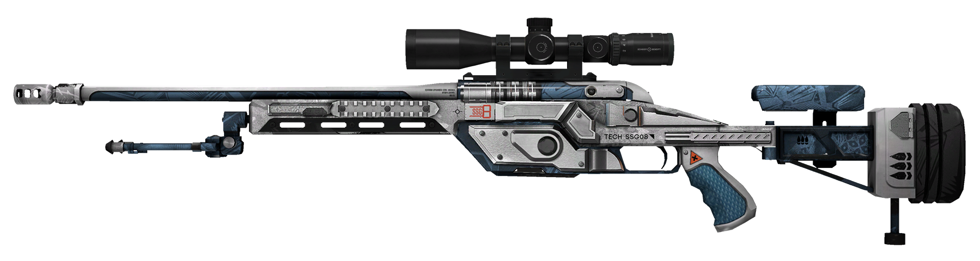 SSG 08 Ghost Crusader Large Rendering