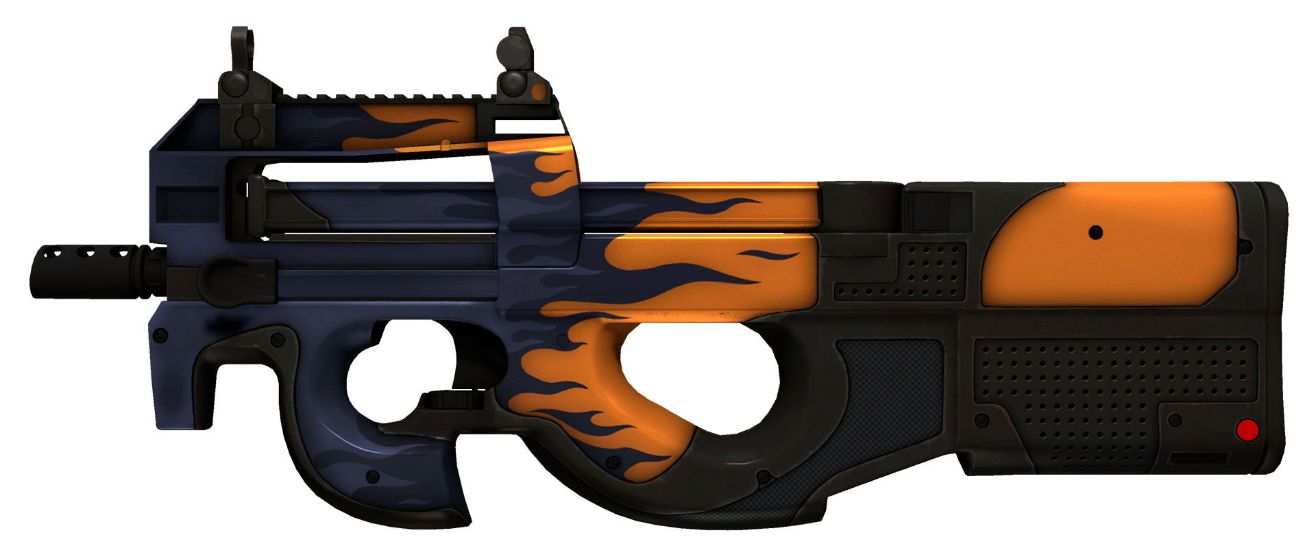 P90 Chopper Large Rendering