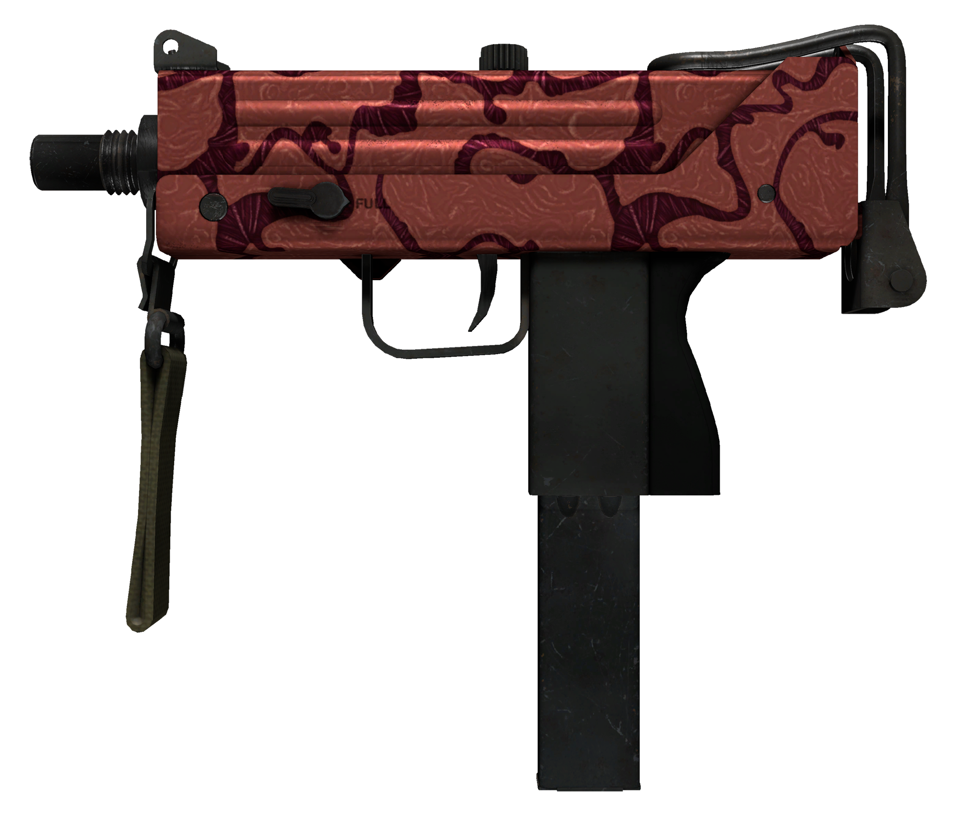 MAC-10 Carnivore Large Rendering