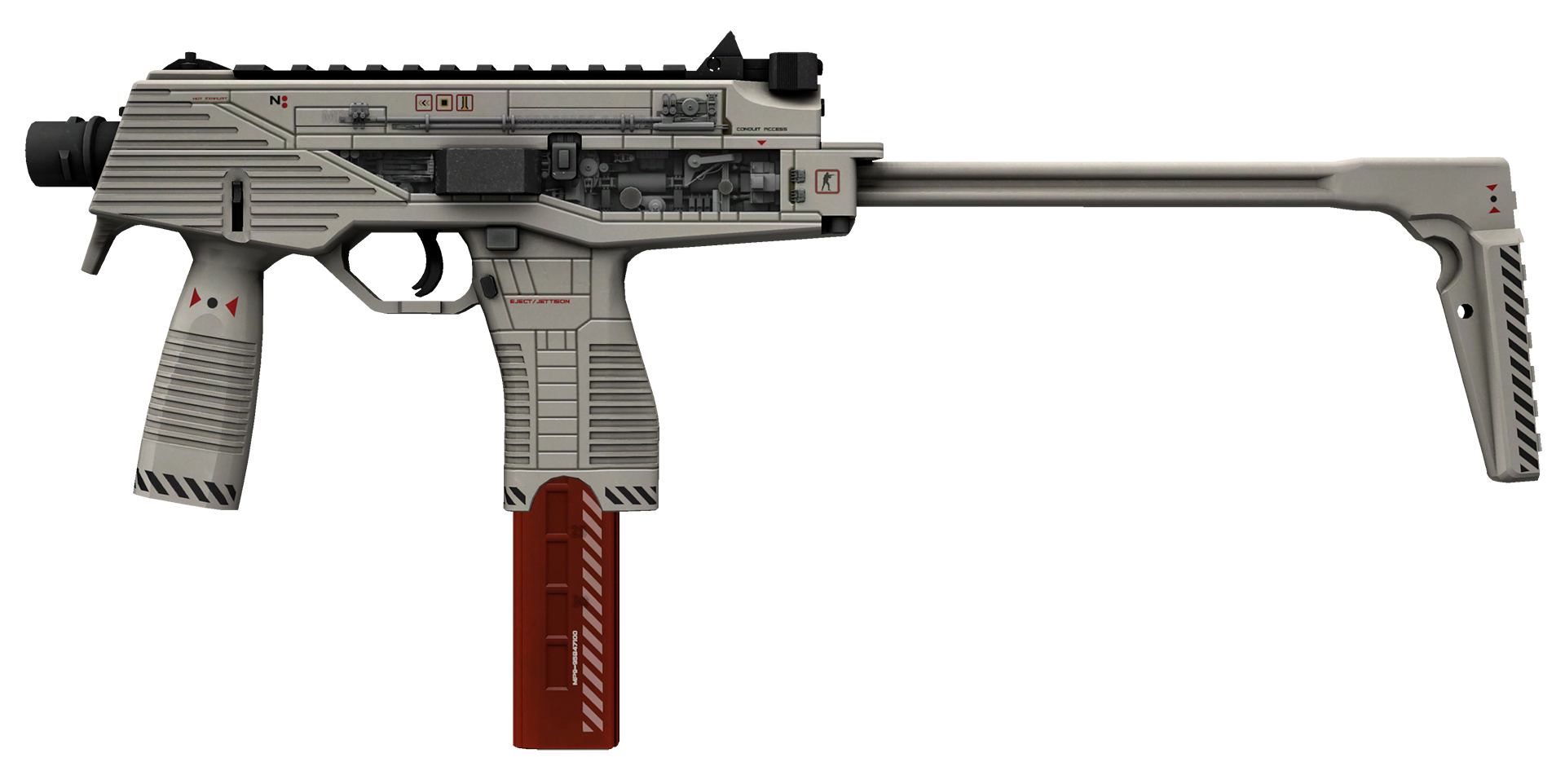 MP9 Airlock Large Rendering