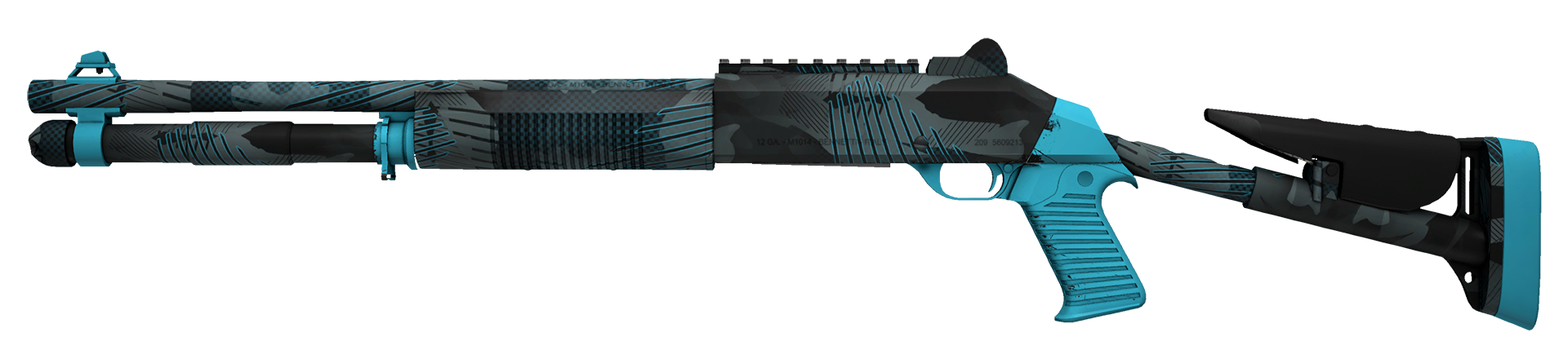 XM1014 Slipstream Large Rendering