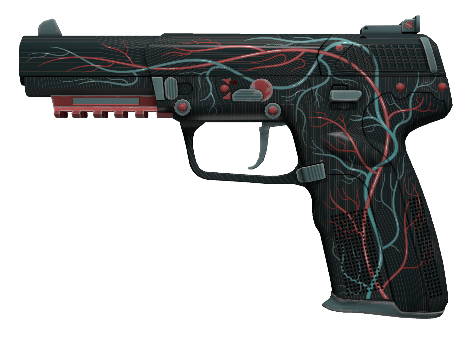 Five-SeveN Capillary Large Rendering