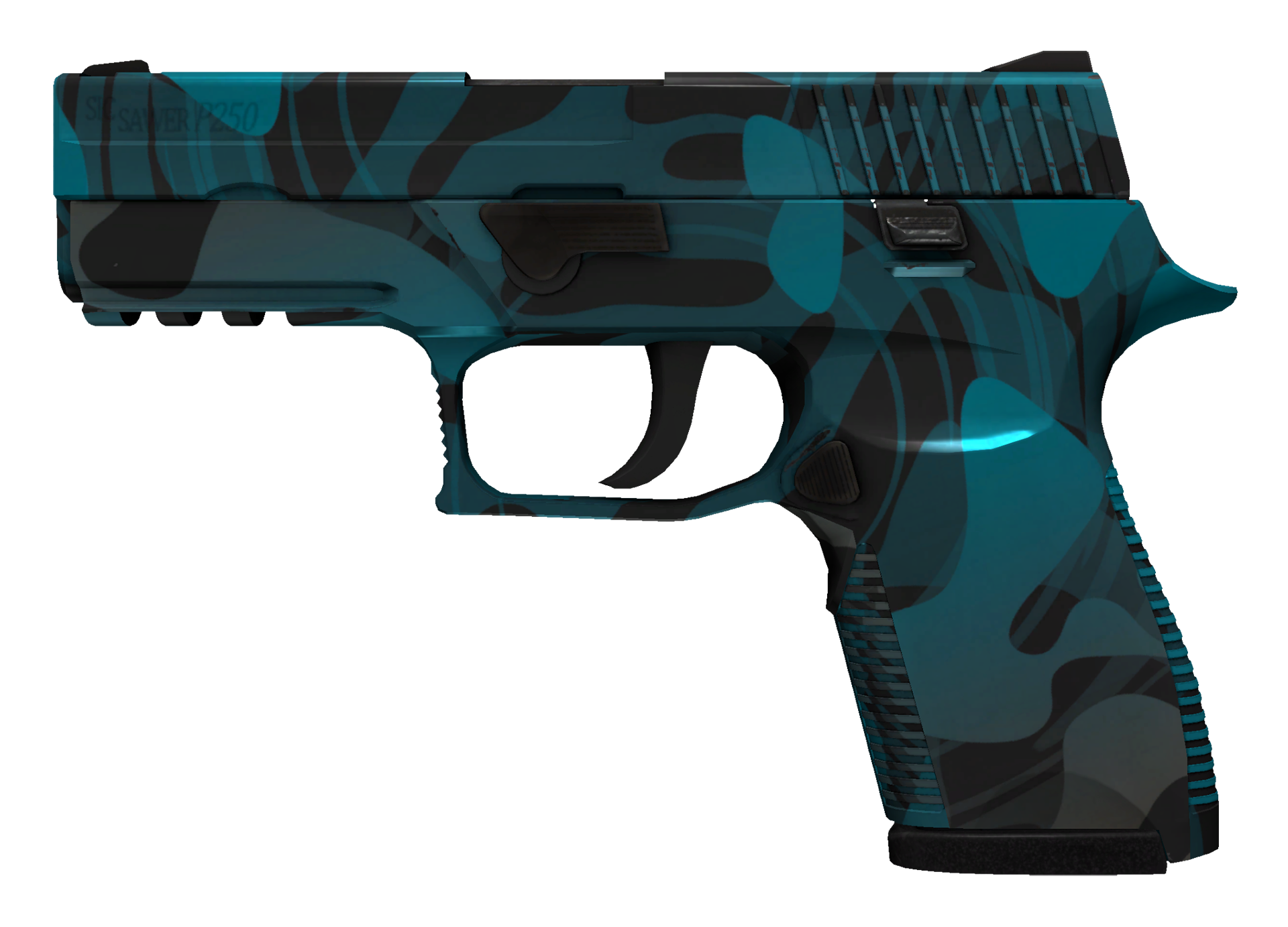 P250 Ripple Large Rendering