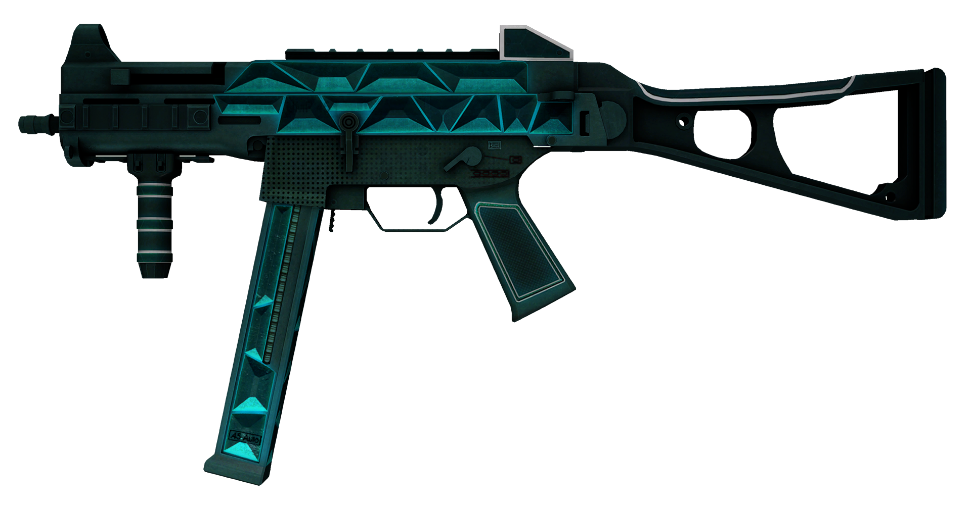 UMP-45 Scaffold Large Rendering