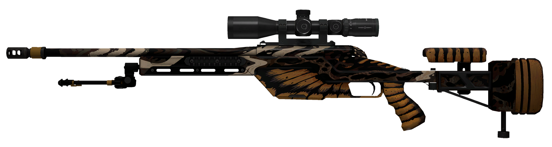 SSG 08 Death's Head Large Rendering