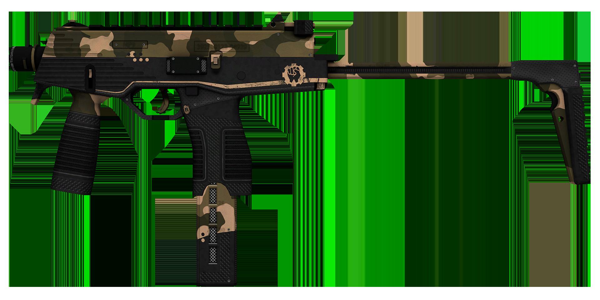 MP9 Black Sand Large Rendering