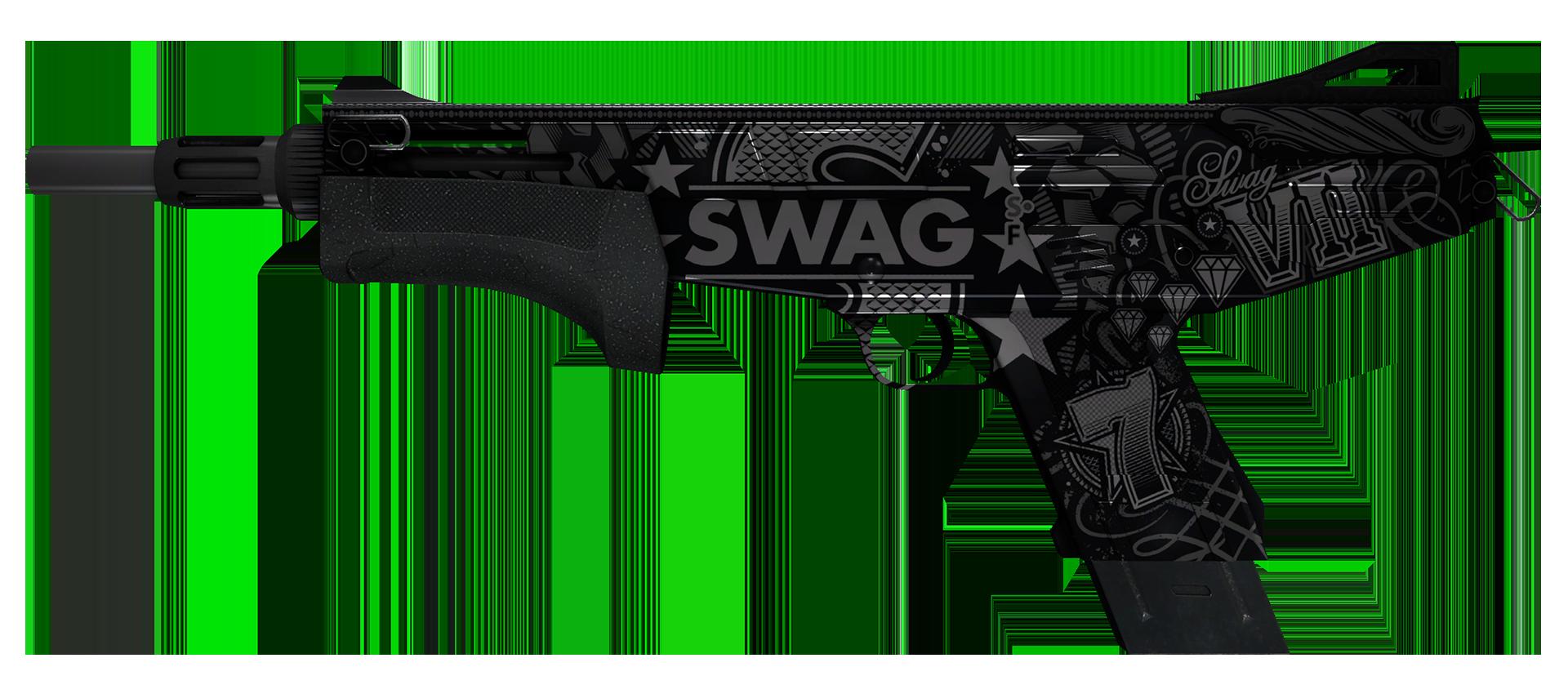 MAG-7 SWAG-7 Large Rendering