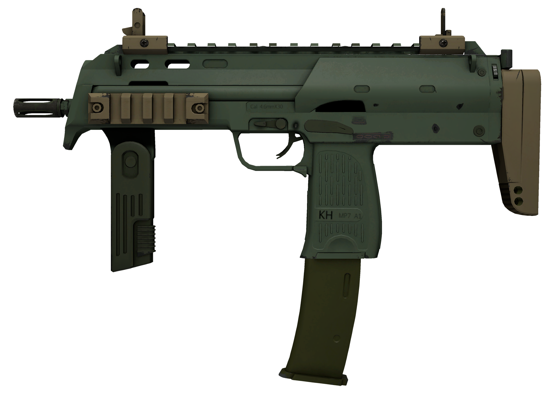MP7 Groundwater Large Rendering