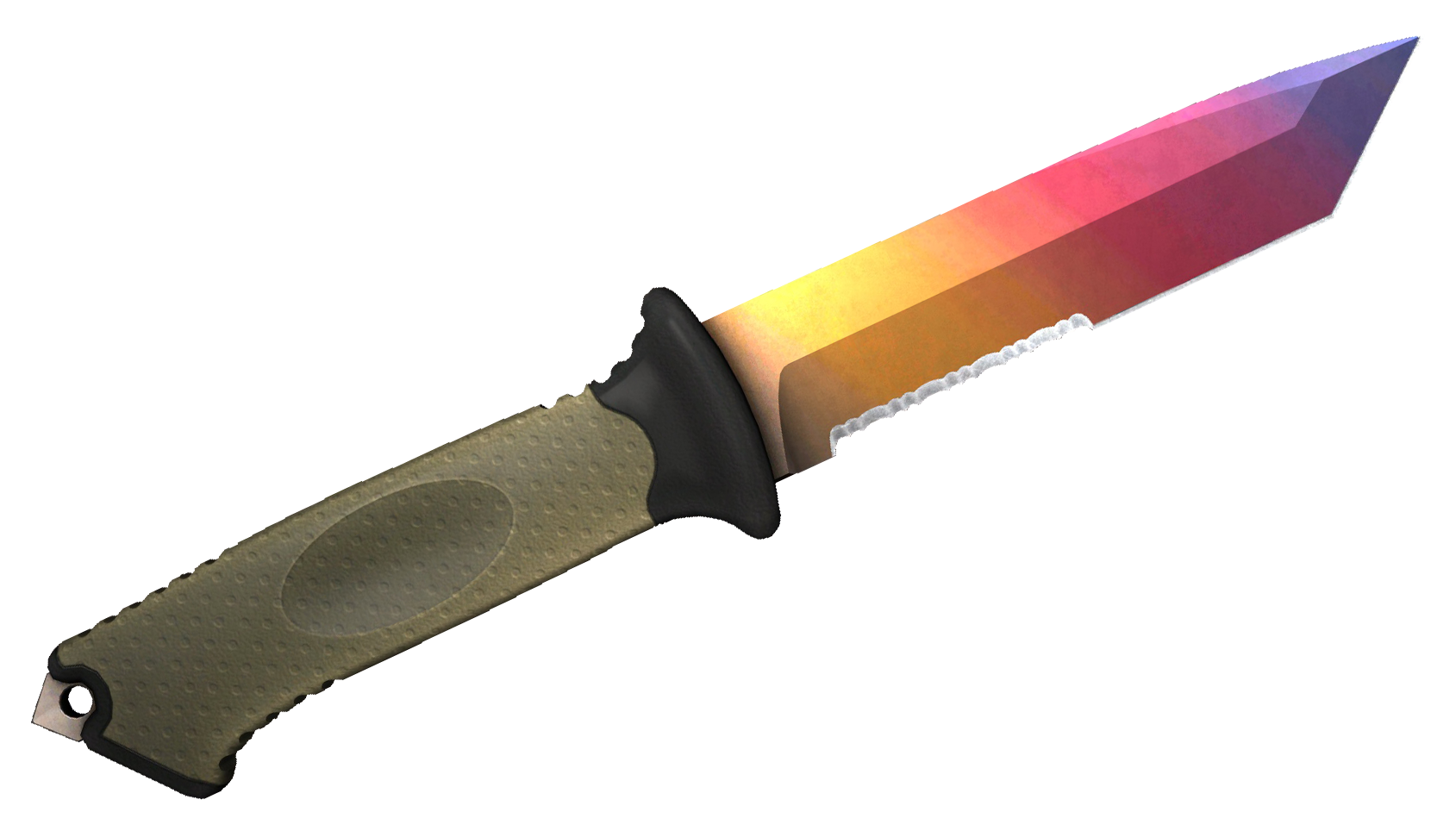 Ursus Knife Fade Large Rendering