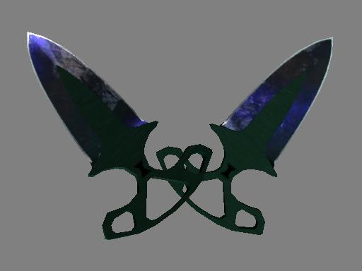 Shadow Daggers Doppler Phase 3