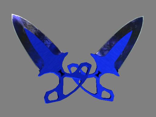 Shadow Daggers Doppler Phase 4